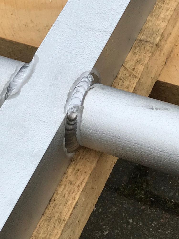 Alumium lassen